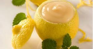 Лимоны скремом