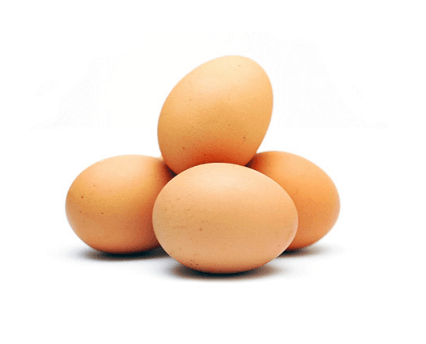 О хранении яиц