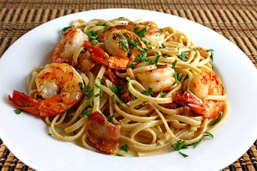 Рецепты блюд с креветкой