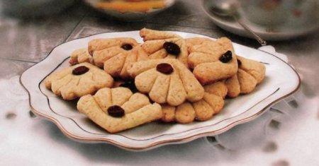 Печенье смайонезом «веерочек»