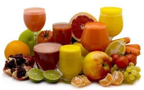 Рецепты соков на все случаи жизни