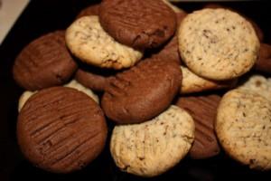 Шоколадное печенье по-американски