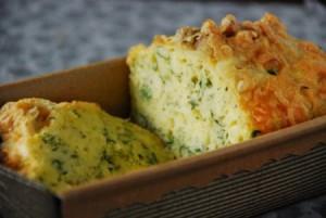Сырный кекс сукропом