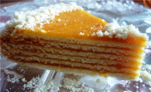 Торт «жозефина»